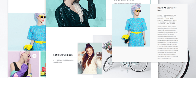 RyanZoom - Photographer Portfolio Responsive WordPress Theme