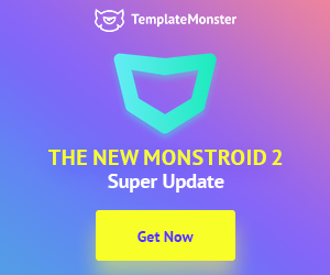 TemplateMonster - Monstroid 2 Theme